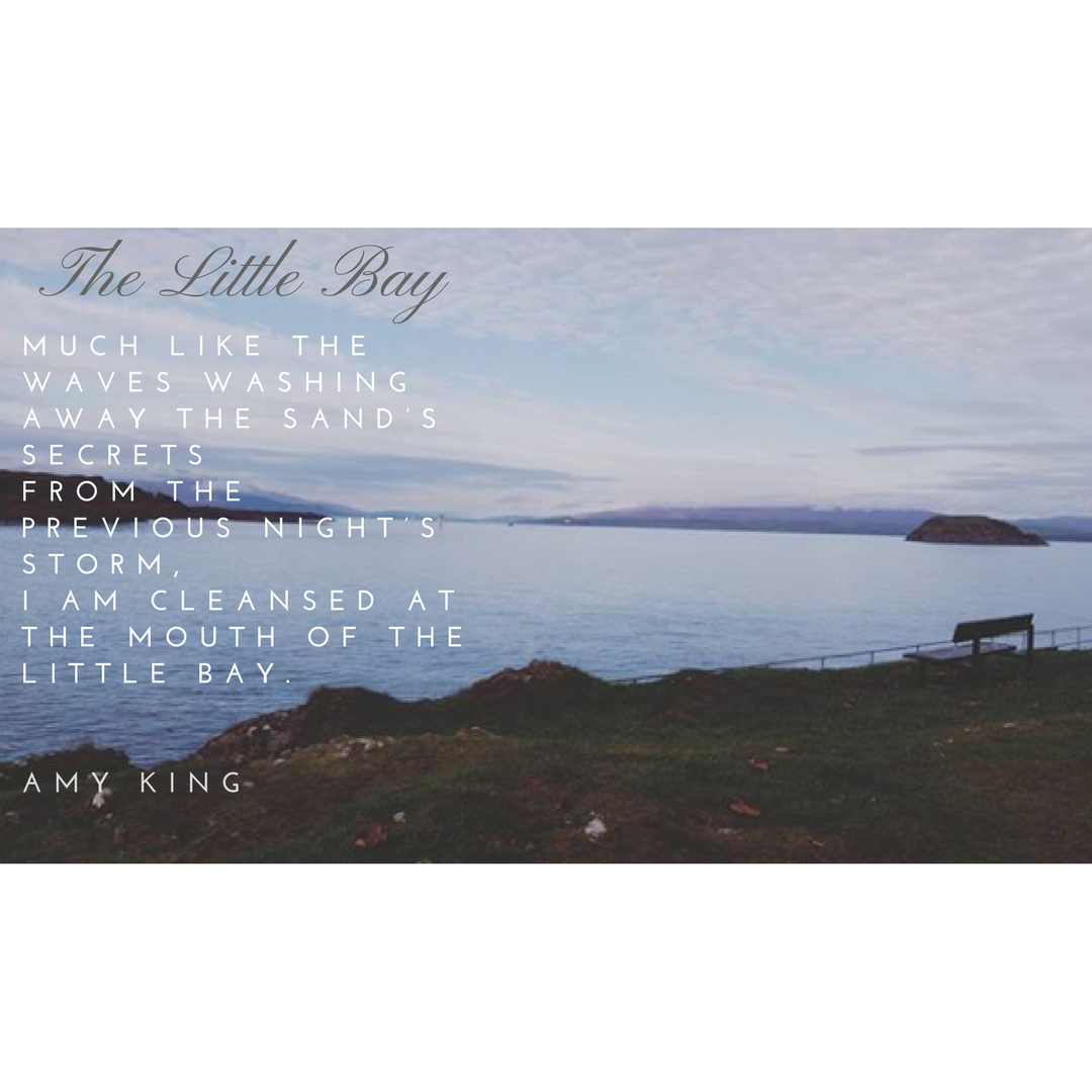 the little bay poetry