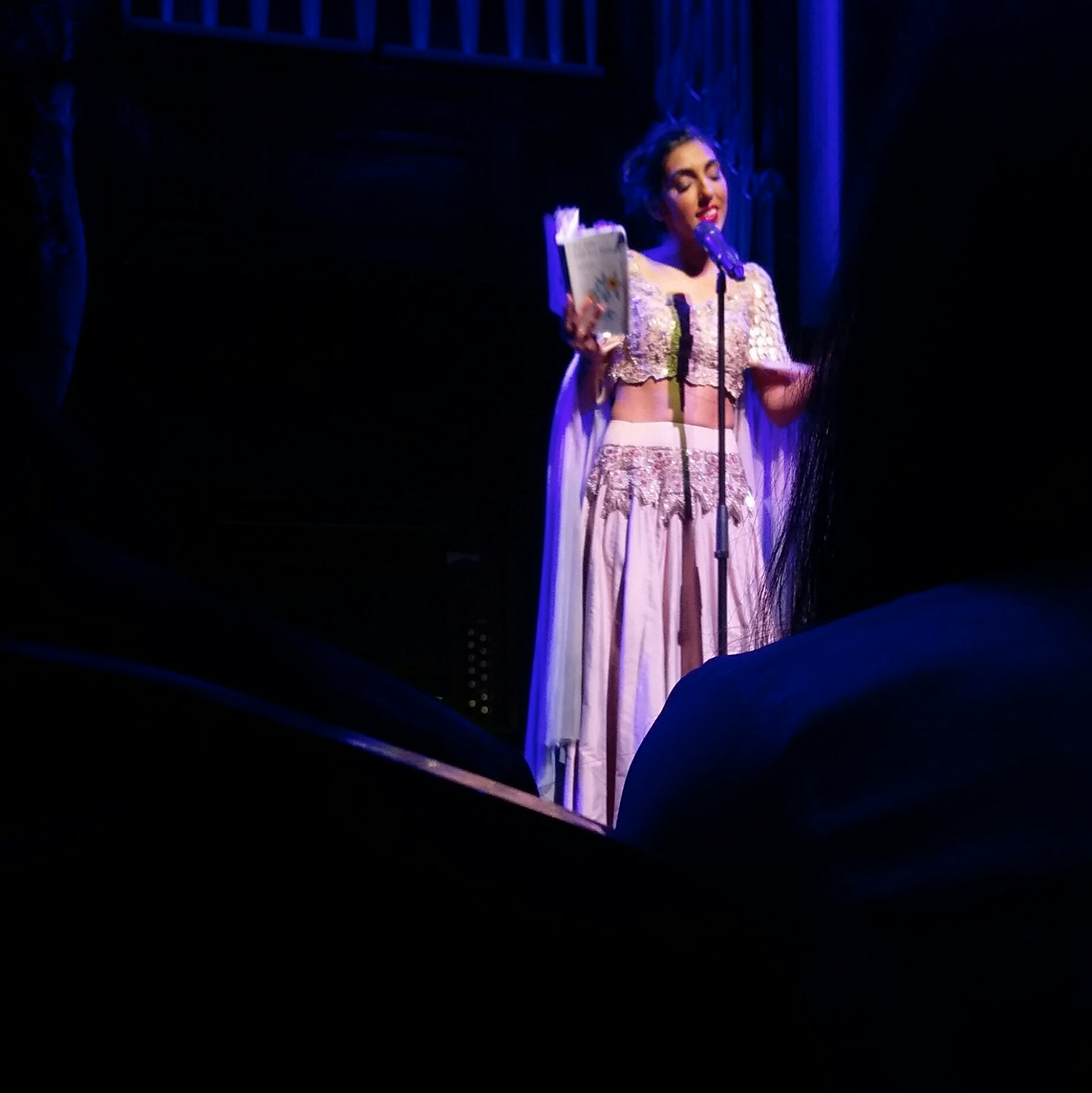 Rupi Kaur Glasgow review